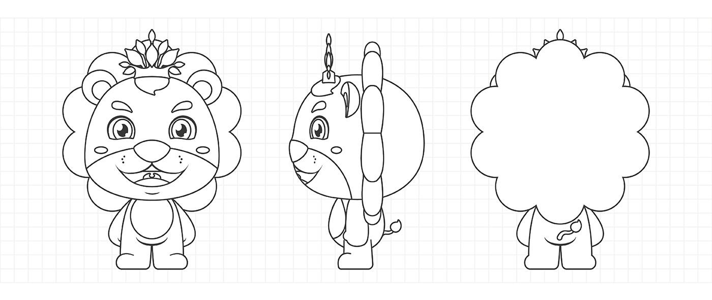 理德斯森林幼儿园<a href='http://www.6chuangyi.com/service/katongxingxiang/' title='' style='color:;font-weight:bold'>吉祥物设计</a>_02.jpg