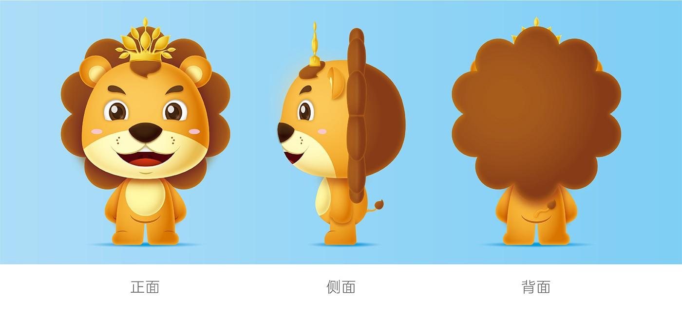 理德斯森林幼儿园<a href='http://www.6chuangyi.com/service/katongxingxiang/' title='' style='color:;font-weight:bold'>吉祥物设计</a>_03.jpg