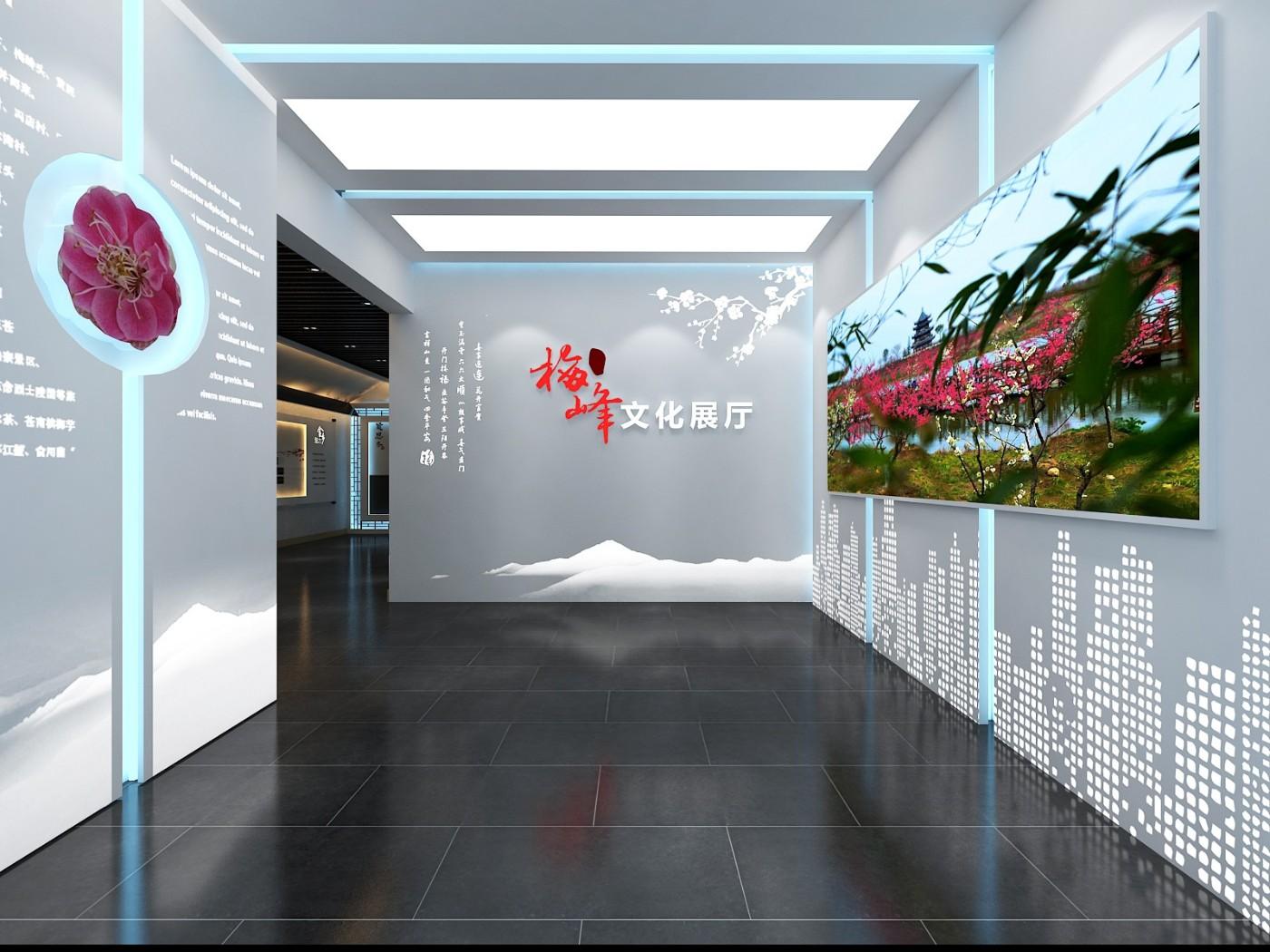 梅峰村文化古典與現代展廳設計01.jpg