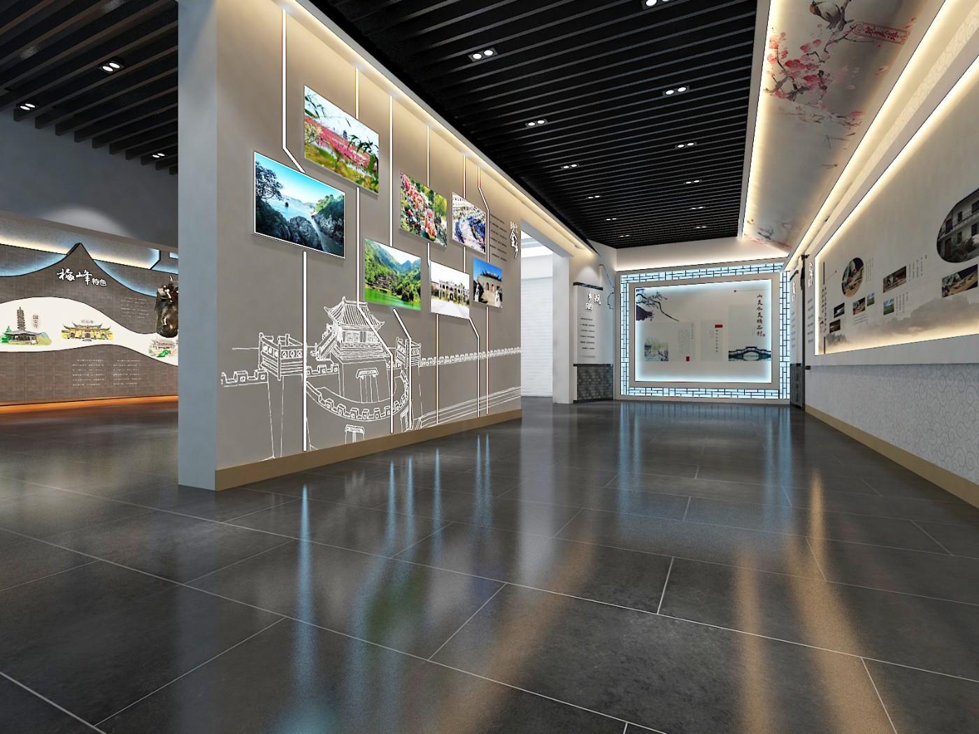 梅峰村文化古典與現代展廳設計03.jpg