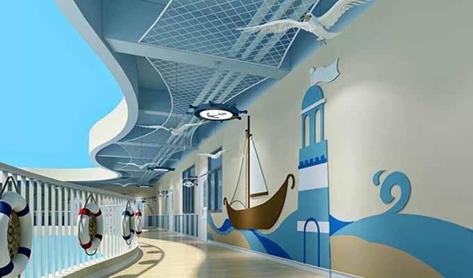 與孩子天性合作的教育空間設計