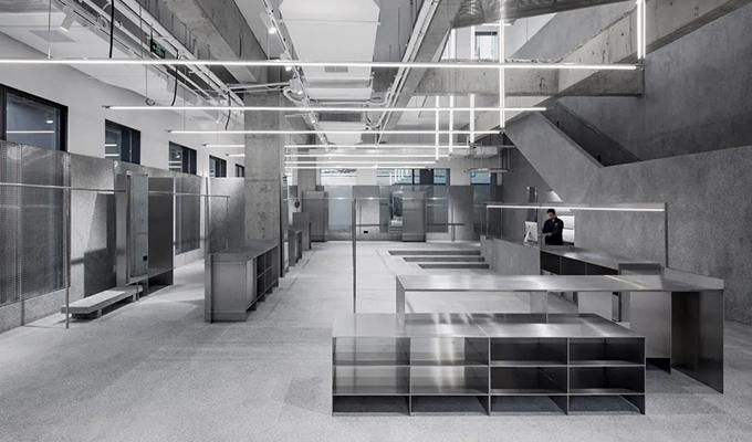 鄭州6個創意商業空間,用獨特設計傳遞品牌與格調