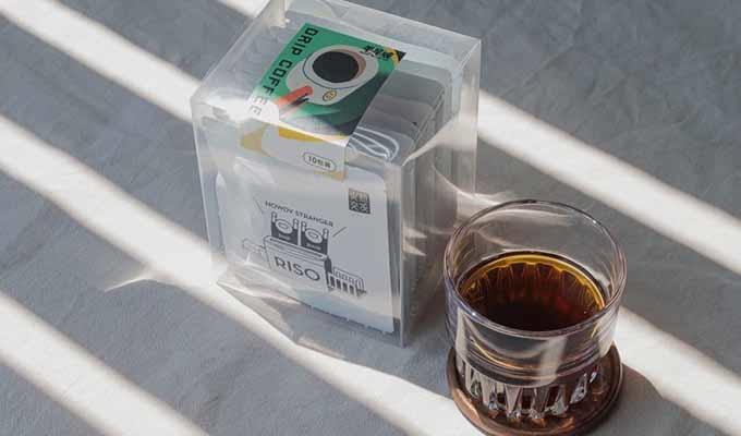 让人眼前一亮的咖啡包装设计,这才叫精致
