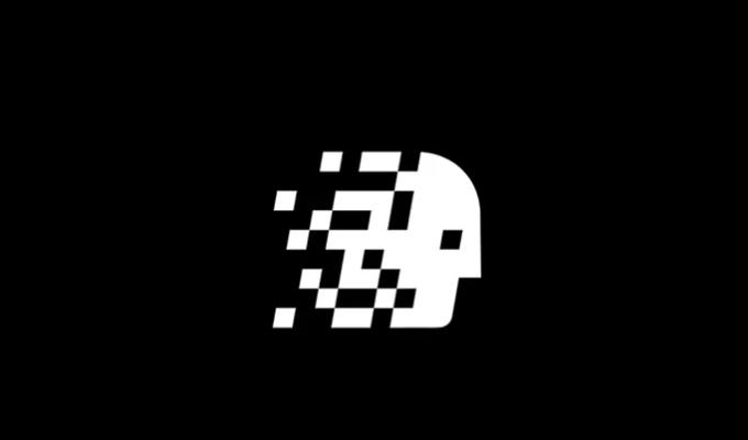 特異構成logo設計