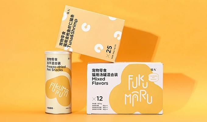 越来越萌的宠物粮包装设计,用色彩引导消费者情绪!