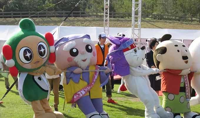 日本是如何玩转吉祥物运营的