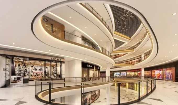 什么样的商业空间设计,可以收到4000元/㎡设计费
