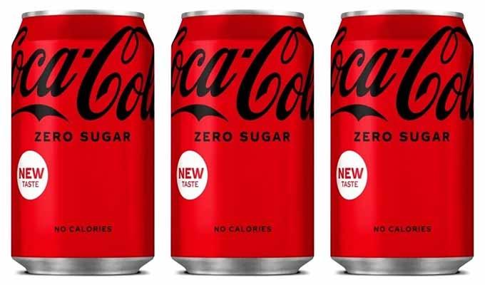 可口可樂2021全球包裝設計系統升級
