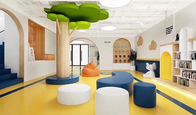 幼兒園的空間設計密碼