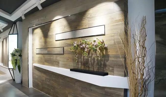 现代简约是建陶展厅设计主基调?