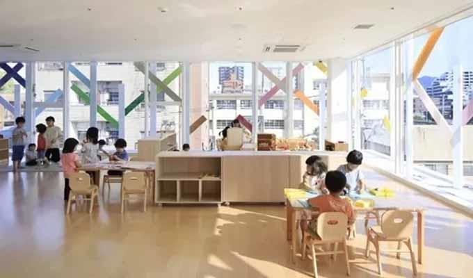 富有創意的幼兒空間設計——不動聲色的教育